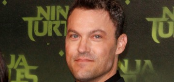 Brian Austin Green 'had conflicts with Vanessa' ever since he began dating Megan Fox