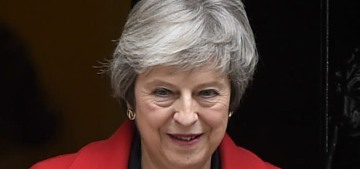 So is British prime minister Theresa May about to lose her job due to Brexit?