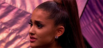 Ariana Grande got a breakup haircut, ditched the high pony: cute & predictable?