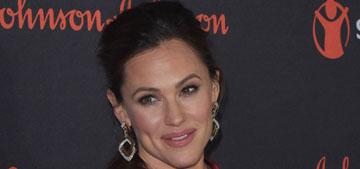 Jennifer Garner's boyfriend's ex heard about her divorce being finalized from US Mag