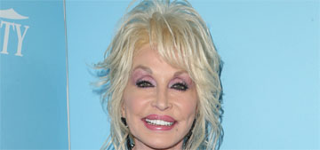 Dolly Parton's husband took her to McDonalds on their first date: deal breaker?