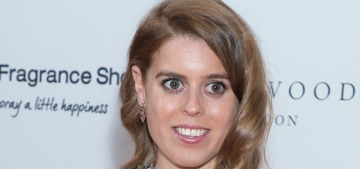 Princess Beatrice might get engaged to the dude she's been dating for two months?