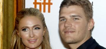 Paris Hilton & Chris Zylka have broken up & broken off their engagement