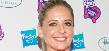 Was Sarah Michelle Gellar 'fat shaming' people who overindulge on Thanksgiving?