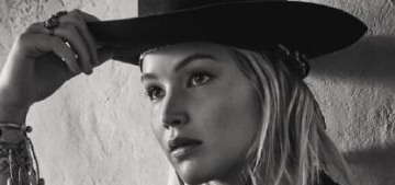 Jennifer Lawrence & Dior accused of cultural appropriation for 'Mexican' campaign