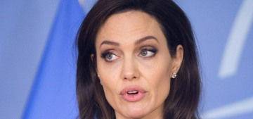 The Blast: Angelina Jolie & Brad Pitt's out-of-court custody settlement is 'imminent'