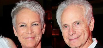 Jamie Lee Curtis knew she would marry Christopher Guest after seeing his photo