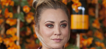 Kaley Cuoco called a wildlife rescue org to save a sea lion pup on Thanksgiving