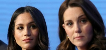 DM: Duchess Kate & Duchess Meghan 'are very different people, they don't really get on'