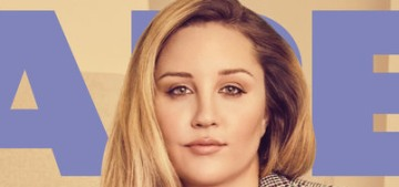 Amanda Bynes, four years sober, gets real about her drug use & Twitter escapades