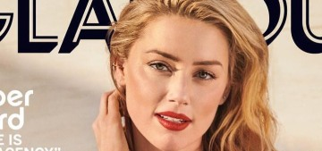 Amber Heard: 'I've done the best I could without the luxury of being picky'