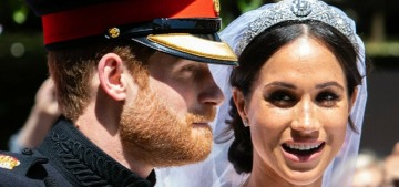 Prince Harry & Meghan cried about Thomas Markle just days before their wedding
