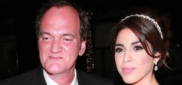 Quentin Tarantino, 55, married Daniella Pick, 35, in a simple ceremony in LA