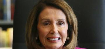 Nancy Pelosi won a strong majority of Democratic votes to regain Speakership