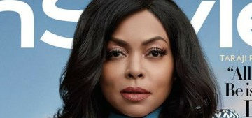 Taraji P. Henson on African-Americans going to therapy: 'In our culture, it's taboo'