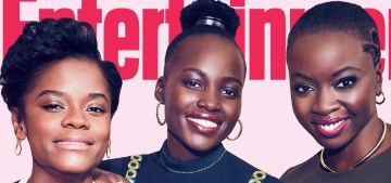 """The Women of Wakanda are EW's Entertainers of the Year"" links"
