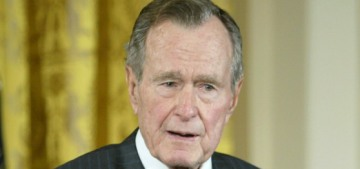 George HW Bush has passed away at the age of 94