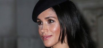 Duchess Meghan is responsible for all of the white tears in Great Britain