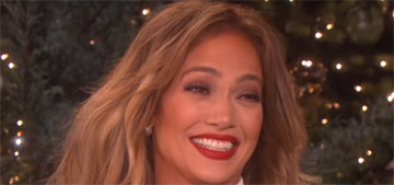 Jennifer Lopez: 'I try not to think about age. I go more with how I feel inside'