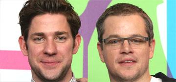 Matt Damon: John Krasinski had an 'unfair burden he had to smash through' from TV
