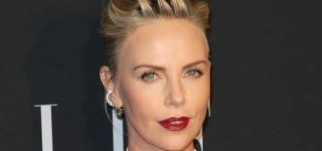 Charlize Theron on adopting: 'I think babies pick us as much as we pick them'