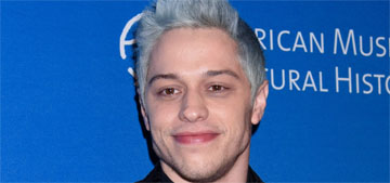 Pete Davidson: 'No matter how hard the Internet tries to make me kill myself I won't'