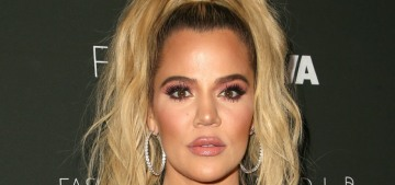 Khloe Kardashian went platinum blonde for Christmas: love it or hate it?