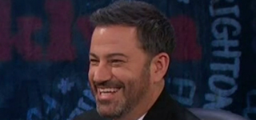 Jimmy Kimmel's daughter believes in Elf on the Shelf, do you do this with your kids?