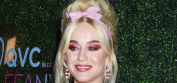 Katy Perry spent $50k so another woman couldn't score a date with Orlando Bloom