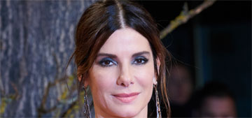 Sandra Bullock on reports she hasn't aged: This look took two and a half hours