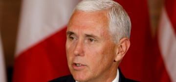 Mother's Husband Mike Pence is no longer in favor among Trump loyalists