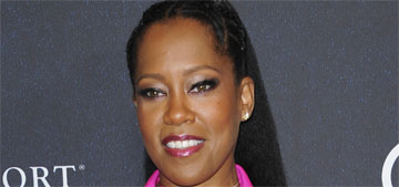 Regina King: 'Comfort zones are where dreams go to die'
