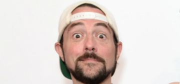 Kevin Smith had a vegan Thanksgiving but 'We don't put it in everybody's face'
