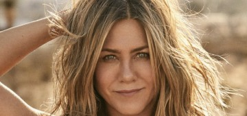 Jennifer Aniston: 'My marriages, they've been very successful, in… my opinion'