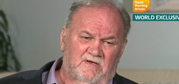 Thomas Markle is still selling interviews & personal photos to British tabloids