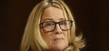 Who will be Time Mag's Person of the Year: Christine Ford, Duchess Meg?