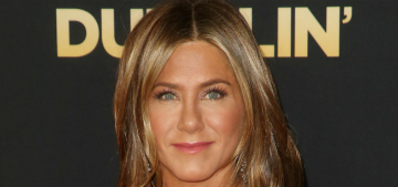 Jennifer Aniston claims to have lived with a ghost who hated her roommate