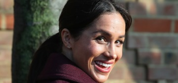 VF: Duchess Meghan wants to hire a woman to be her own private secretary