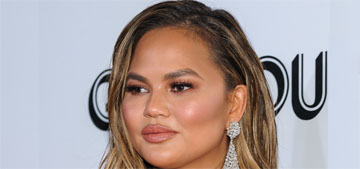 Chrissy Teigen weighs herself 3 times a day, but 'wasn't as happy' thinner