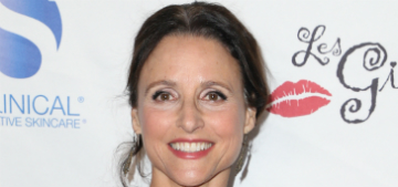 Julia Louis Dreyfus: Paparazzi tried to photograph me ill, but I posted my own photos