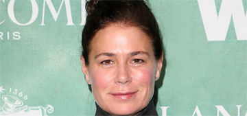 Maura Tierney: 'You'll have a conversation and then an ad will come up [for it]'