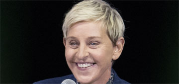 Ellen DeGeneres on rumors she's difficult: 'If someone is saying that… it's an outright lie'