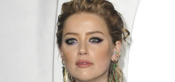 Amber Heard in Julien Macdonald at the LA 'Aquaman' premiere: stunning or fishy?