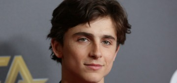 Timothée Chalamet: The message of 'Beautiful Boy' is not 'don't do drugs'