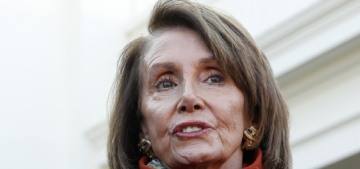 Nancy Pelosi's 'coat of righteousness' is being reissued by Max Mara