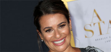 Lea Michele's Christmas plans include eating, watching movies: basic or goals?