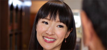 Organizational expert Marie Kondo's new Netflix show looks wonderful, right?