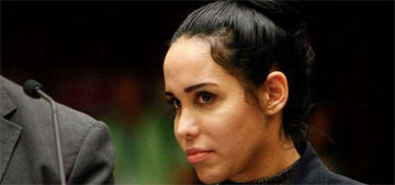 Nadya Suleman, Octomom, calls herself 'a classic victim… misled by my doctor'