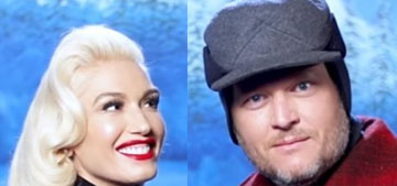 Blake Shelton on Gwen Stefani: 'I've learned more from her than anybody ever'
