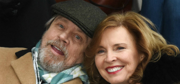 Mark Hamill celebrates 40 years with his wife Marilou: #NoMeWithoutYou